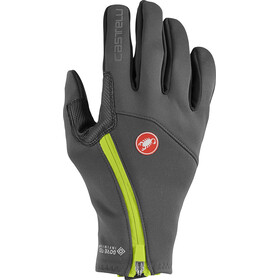Castelli Mortirolo Guanti, dark grey